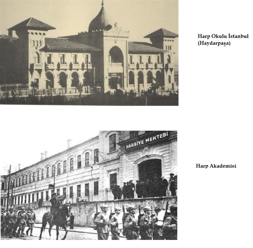 İstanbul Harp Akademisi resimleri
