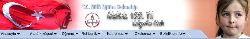 Okul sitesi flash banner
