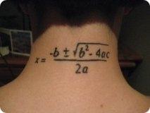 quadratic - denklem kökleri