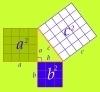 pisagor üçgen resmi