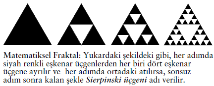 Sierpinski üçgeni