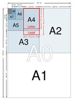 a4 kağıdı