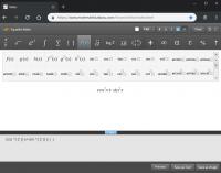 Matematik editörü [online web editör]
